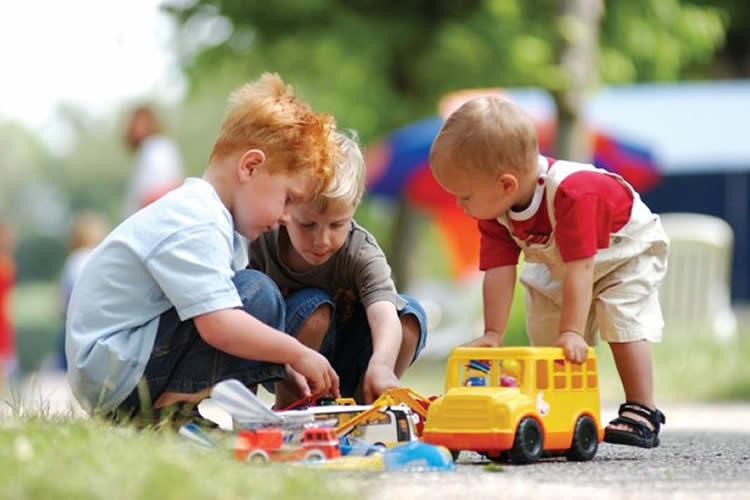 Blog kamperen met kleine kinderen