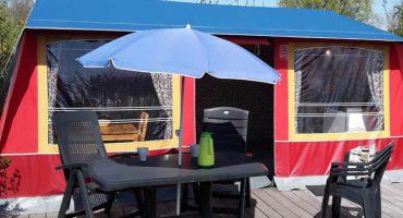 luxe campingvakantie in voorjaar of najaar